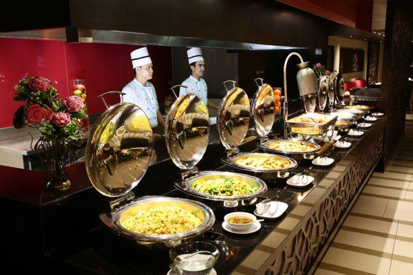 Bua Chompoo Restaurant-Amaranth-Suvarnabhumi-Airport